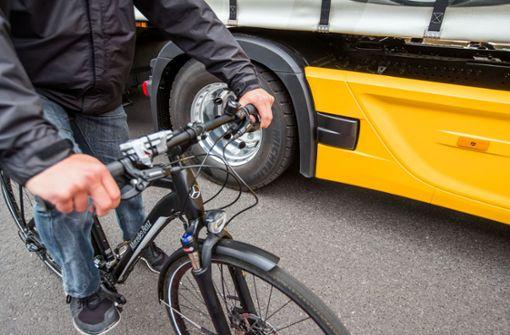 Verkehrsminister: Abbiegeassistenten sollen Unfälle vermeiden