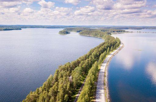 Finnland - Fahrradurlaub im Land der Wälder und Seen