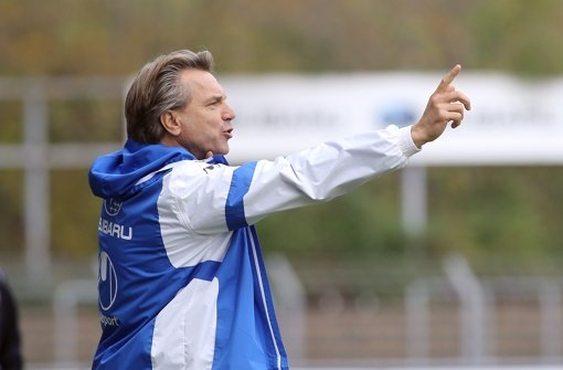 Stuttgarter Kickers gewinnen 2:1