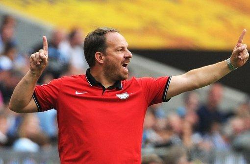 Deal perfekt: Alexander Zorniger wird neuer VfB-Trainer Foto: dpa