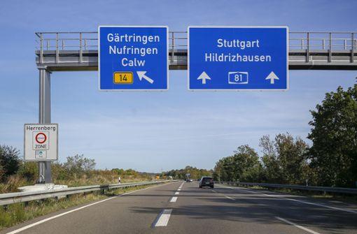Das ist die skurrilste Abfahrt in Baden-Württemberg