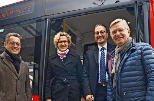 Wo fahren die neuen Buslinien?