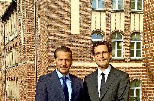 Neues Führungsduo kommt von der Berliner Charité