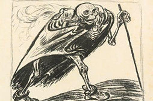 Barlach und der Schrecken Mensch