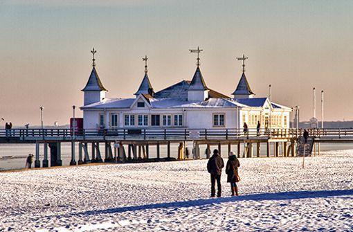 Usedom – Winterwellness mit Meeresbrise und Events