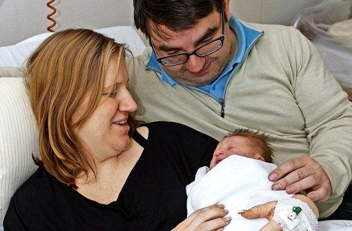 Dorothea Marie ist das erste Baby  im Jahr 2015
