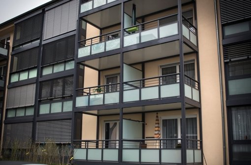 Günstiger Wohnraum ist in Stuttgart schwer zu finden Foto: Lichtgut/Achim Zweygarth