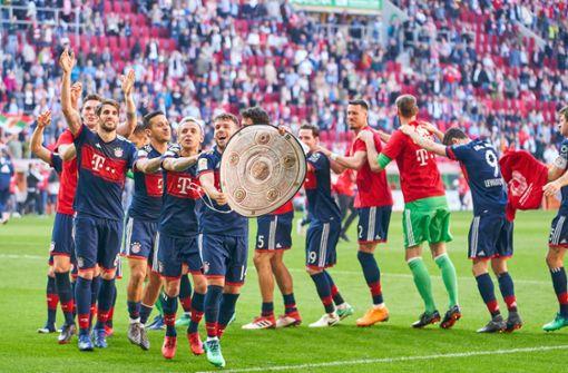 Gratulation, FC Bayern