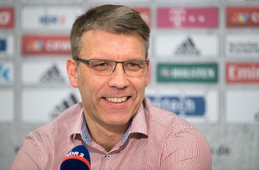 Dieser Mann soll den VfB-Nachwuchs besser machen