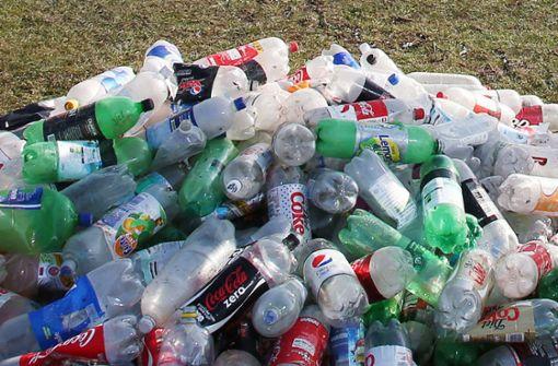 Forscher entwickeln aus Versehen besseres Enzym gegen Plastikmüll