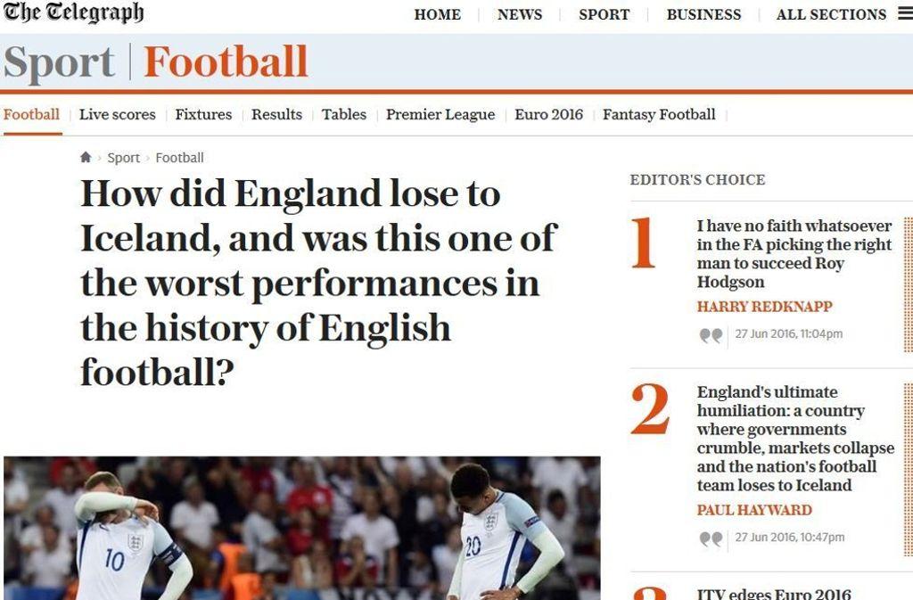 Island Feiert Den Größten Erfolg Seiner Fußball Geschichte Wir