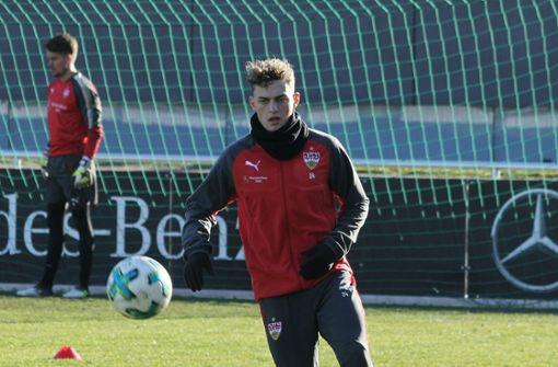 Dortmunder Nachwuchshoffnungen beim VfB