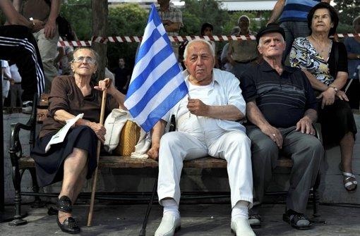 Griechenland: Rentner-Paradies?