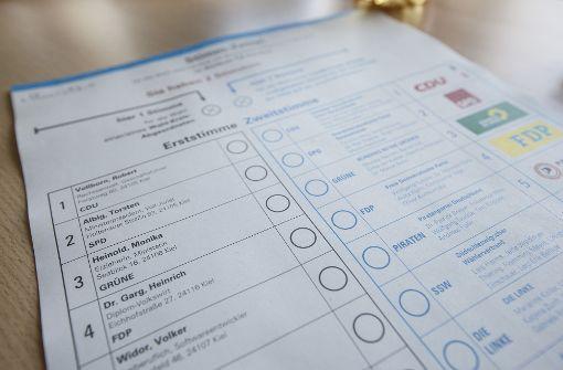 Höhere Wahlbeteiligung als 2012