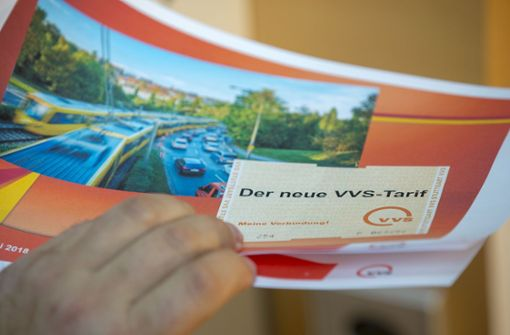 VVS-Neukunden profitieren sofort vom neuen Tarif