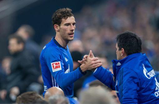 Goretzka und Schalke verpassen Sprung auf Platz zwei