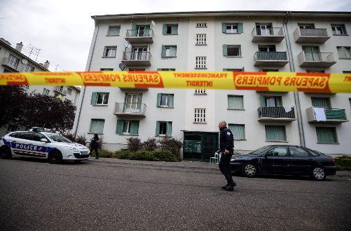 Polizei nennt Ursache für Brand mit fünf Toten