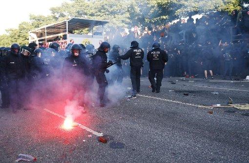 G20: Polizei und Demonstranten rüsten sich für