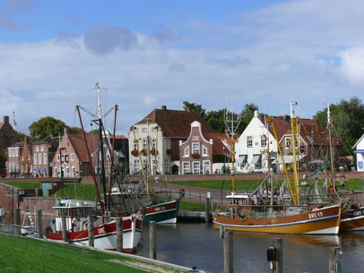 Die urigen Fischerdörfer füllen sich mit Leben, die maritimen Städte laden zu Sommerevents ein  Foto: Die Nordsee GmbH