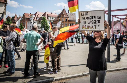 AfD will in Berlin ihre Stärke zeigen