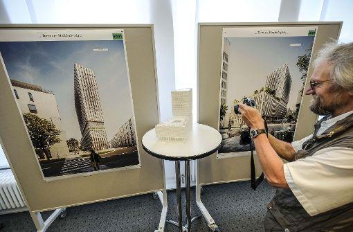 In einer Ausstellung kann man von Dienstag an die Entwürfe bestaunen. Foto: Lichtgut/Leif Piechowski